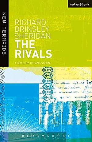 The Rivals (New Mermaids): Sheridan, Richard Brinsley