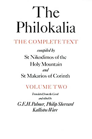 The Philokalia: The Complete Text (Vol. 2):