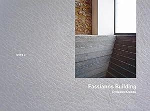 """Kyriakos Krokos: Fassianos Building, Athens 1990-1995: O'NFM: Constantopoulos, Elias"""", """"Fassianos,"""