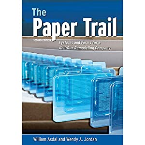 """The Paper Trail: Systems And Forms For: Asdal, William"""", """"Jordan,"""