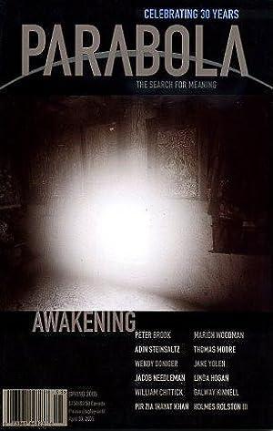 AWAKENING: PARABOLA, VOLUME 30, NO. 1; FEBRUARY: Needleman, Jacob; Sri