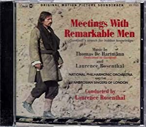 SOUNDTRACK TO MEETINGS WITH REMARKABLE MEN: Rosenthal, Laurence