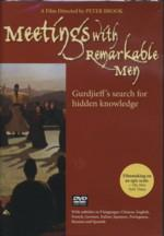 DVD) MEETINGS WITH REMARKABLE MEN: Gurdjieff, G.I.
