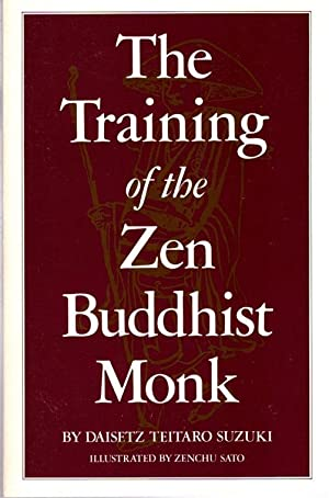 THE TRAINING OF A ZEN BUSSHIST MONK