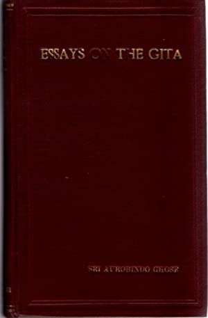 ESSAYS ON THE GITA; Second Series