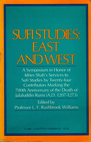 SUFI STUDIES: EAST AND WEST