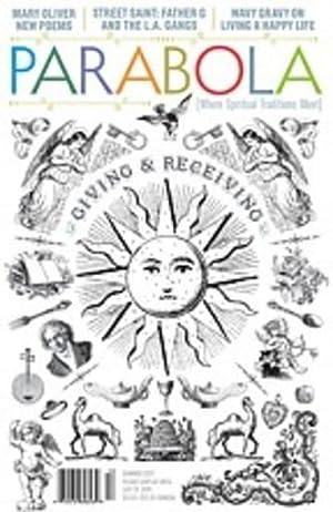 GIVING & RECEIVING: PARABOLA, VOLUME 36, NO.: de Llosa, Patty;