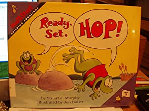 Ready, Set, hop! (Mathstart Building Equations Series ): Murphy, Stuart J.