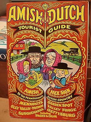 Amish Dutch Tourist Guide: Kaufman, Kernan