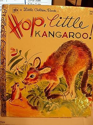 Hop, Little Kangaroo!: Scarry, Patricia