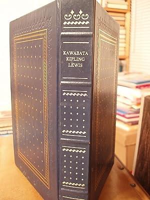 Nobel Prize Library / Yasunari Kawabata, Rudyard Kipling, Sinclair Lewis: Kawabata, Yasunari; ...