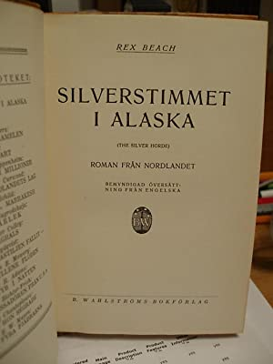 Silverstimmet / Alaska (The Silver Horde): Beach, Rex