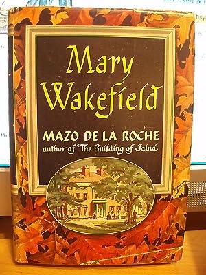 Mary Wakefield: De La Roche, Mazo