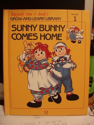 Sunny Bunny Comes Home (Raggedy Ann & Andy's Grow and Learn Library - Vol. 1): Lynx Books