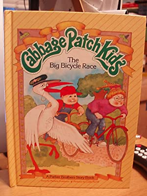 The Big Bicycle Race (Cabbage Patch Kids): Robinson, Marileta