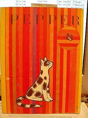 Pepper (The Linguistic Readers - Preprimer 3): Stratemeyer, Clara G. / Smith, Henry Lee, Jr.
