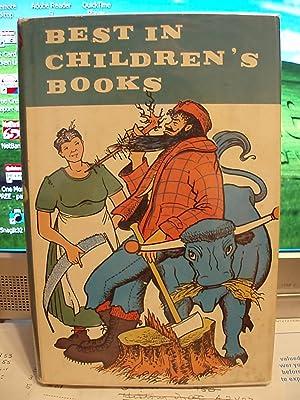 Paul Bunyan: Hero of the Lumber Woods (Best in Children's Books - Bk. 29): Nelson Doubleday