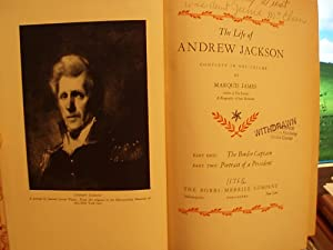 The Life of Andrew Jackson: Complete in One Volume: James, Marquis