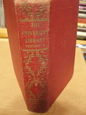 The University Library - Volume 10: Finley, John Huston