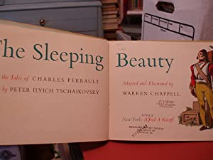 The Sleeping Beauty: Chappell, Warren