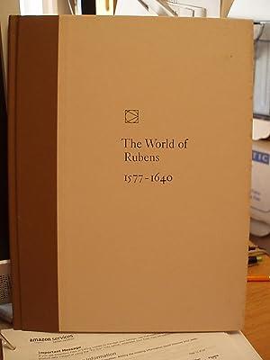 The World of Rubens, 1577-1640: Wedgwood, C. V.