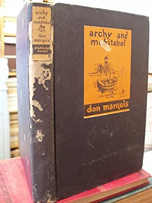 Archy and Mehitabel: Marquis, Don