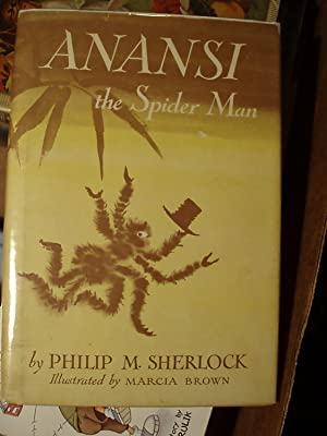 Anansi the Spider Man: Sherlock, Philip M.