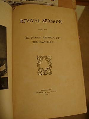 Revival Sermons: Bachman, Nathan