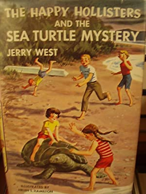 The Happy Hollisters and the Sea Turtle Mystery: West, Jerry