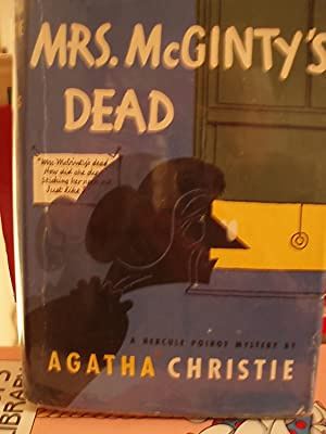 Mrs. McGinty's Dead: Christie, Agatha