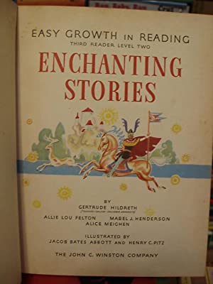 Enchanting Stories: Hildreth, Gertrude