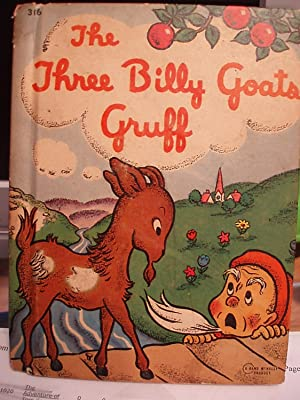 The Three Billy Goats Gruff and The Little Goat and the Wolf: O'Grady, Alice / Throop, Frances
