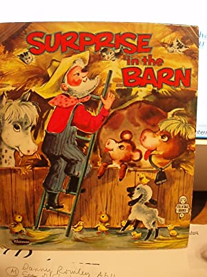 Surprise in the Barn: Flory, Jane