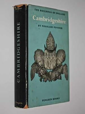 Cambridgeshire: Pevsner, Nikolaus