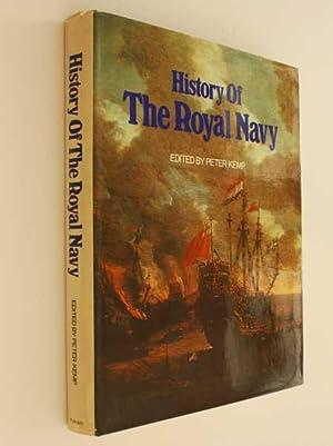 History of the Royal Navy: Kemp (ed), Lieut.-Cmdr.