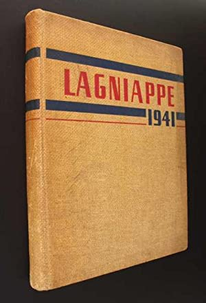 The Lagniappe 1941: Students of Louisiana Polytechnic Institute