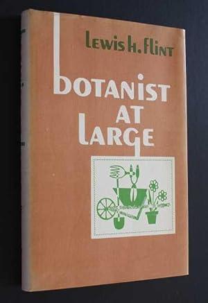 Botanist at Large: Flint, Lewis H.