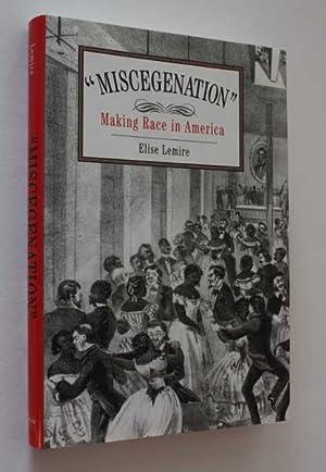 Miscegenation: Making Race in America: Lemire, Elise
