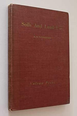 Soils and Land Use Including Soil Areas of Mississippi: Vanderford, H. B.