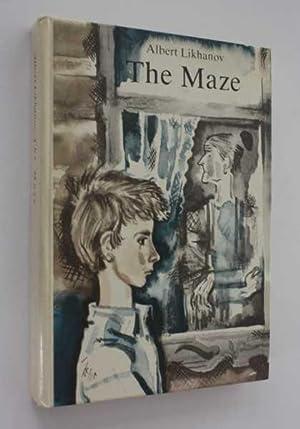 The Maze: A Story About Boys: Likhanov, Albert