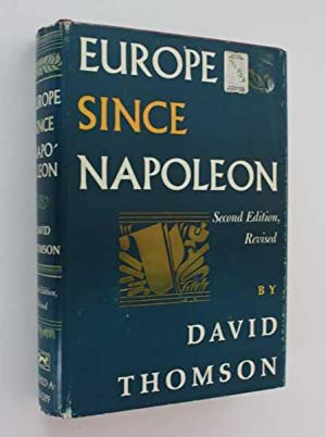 Europe since Napoleon: Second Edition, Revised