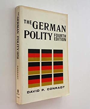 The German Polity, Fourth Edition