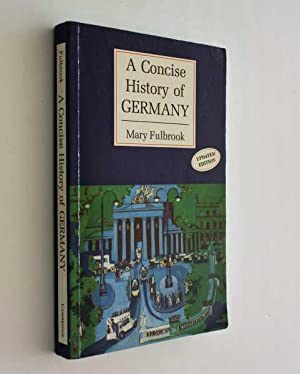 A Concise History of Germany, Updated Edition