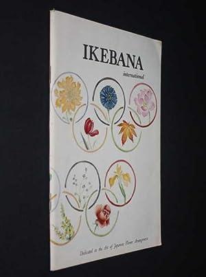 Ikebana International Magazine: Issue No. 14, Spring-Summer 1964: Ikebana International