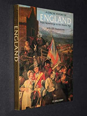 A Concise History of England: From Stonehenge to the Atomic Age