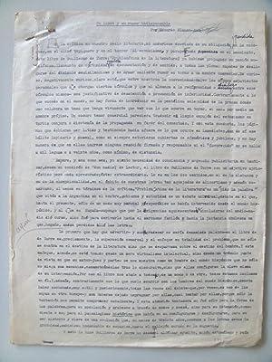 UN LIBRO Y SU RUMOR INDISPENSABLE.: BLANCO AMOR Eduardo