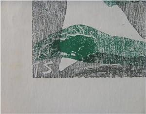 SEOANE Luis. Xilografía. 24 x 20 cm.: Seoane Luis