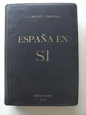 ESPAÑA EN SI.: CIMORRA Clemente