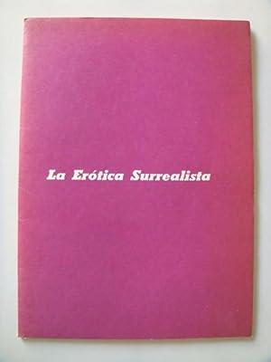 LA ERÓTICA SURREALISTA.: Max Ern J. Boberg.