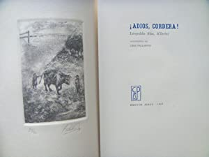 ADIOS, CORDERA!: Leopoldo Alas